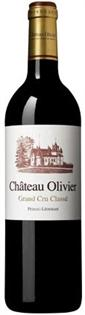 Chateau Olivier Pessac-Leognan 2006 750ml - Case of 12
